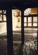 neuer Fußboden mit Heizung
